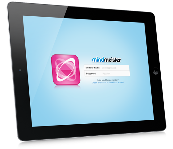 MindMeister 4.1 for iPad arrives!