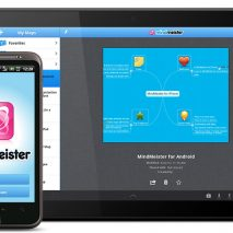 New Release: MindMeister for Android 2.0