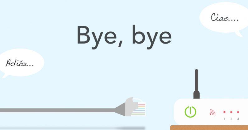 Good Bye, Offline Mode