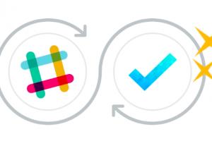 Slack task management integration - Slack with MeisterTask