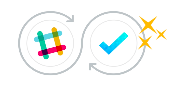 Slack task management integration - Slack with MeisterTask