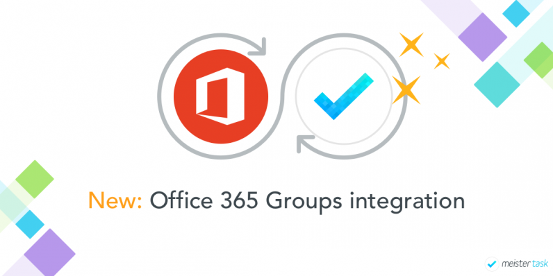 Send Updates from MeisterTask to Microsoft Office 365 Groups