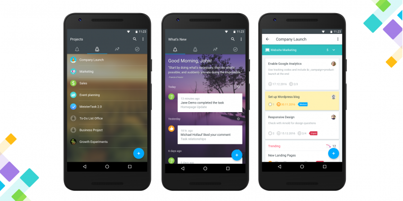MeisterTask for Android (Native)