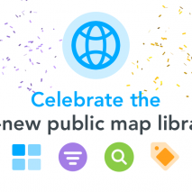 New Public Map Library