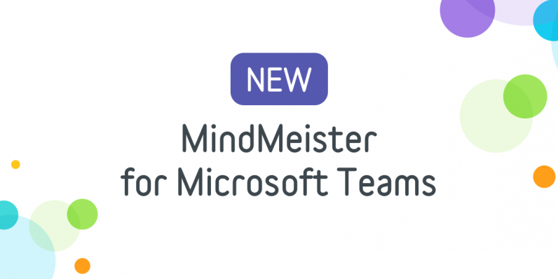Now You Can Mind Map in Microsoft Teams, Using MindMeister!