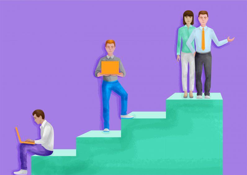 4 stages of growth SaaS entrepreneur