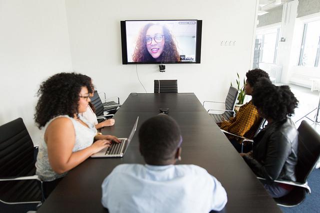 WOCintechchat flikr virtual meeting management