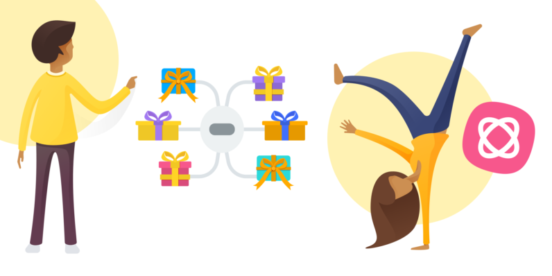 Gifts that Keep on Giving — with MindMeister