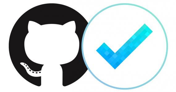 Github and MeisterTask Logos