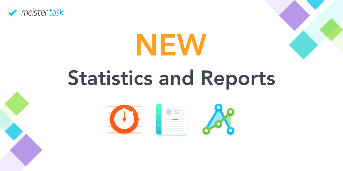 MeisterTask Statistics and Reports